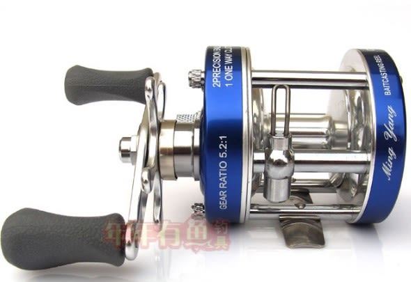 [協貿國際]  金屬鼓式輪鼓輪雷強輪魚線輪