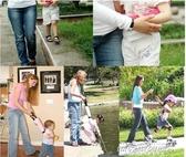 嬰兒學步帶幼兒學走路防摔帶小孩兒童四季防勒透氣寶寶U型學行帶 【傑克型男館】