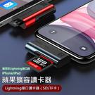 USAMS iPhone讀卡器 Lightning接口讀卡器 iPad讀卡機 照片備份 SD卡 TF卡