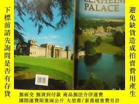 二手書博民逛書店blenheim罕見palace 布萊尼姆宮 f2-6Y2253