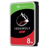 Seagate那嘶狼IronWolf 8TB 3.5吋 NAS專用硬碟 (ST8000VN004)