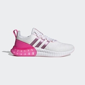 Adidas Kaptir Super [FZ3243] 女鞋 運動休閒 缓震 跑步 透氣 白 粉紅