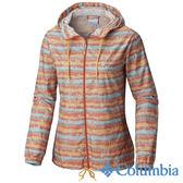 Columbia 女 連帽風衣 橘色 UKR30130OG 【GO WILD】