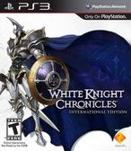 PS3 White Knight Chronicles International Edition 白騎士物語:遠古的鼓動(美版代購)