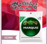 【小麥老師樂器館】【T204】原廠公司貨 Martin 馬丁 M2000 (010-047) 磷青銅 木吉他