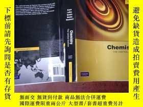 二手書博民逛書店Chemistry:罕見The Central Science