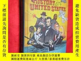 二手書博民逛書店The罕見Mental Floss History of the United S... (大32開,硬精裝) 【