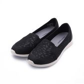 HUSH PUPPIES 玩色幾何輕量便鞋 黑 6183W115901 女鞋