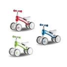 Qplay Cutey 嚕嚕車/學步車/滑步車/平衡車-三色可選
