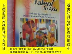 二手書博民逛書店Leadership罕見and Talent in Asia: