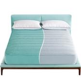 水洗棉床笠夾棉床套床罩單件席夢思保護套防塵罩加厚1.51.8床墊套