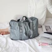 健身包 出差旅行包女短途輕便大容量網紅手提小行李袋運動健身包男 3色