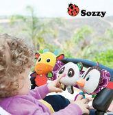 床鈴美國SOZZY聲光嬰兒兒童車掛床掛音樂燈光拉環車掛推車掛件玩具 交換禮物 韓菲兒