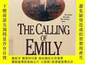 二手書博民逛書店The罕見Calling of Emily Evans 英文原版