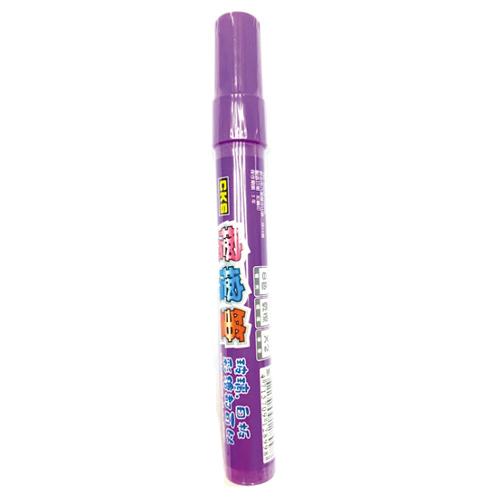CKS玻璃白板擦擦筆-紫(圓頭)【愛買】