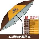 釣魚傘 -漁之源 釣魚傘雨傘2.4米萬向防雨戶外魚傘垂釣遮陽傘漁具地插釣傘jy MKS交換禮物