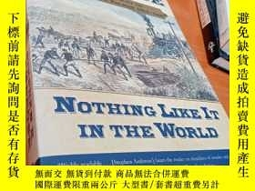 二手書博民逛書店原版罕見Nothing Like It In The World The Men Who Built the Tr