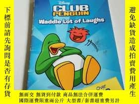 二手書博民逛書店waddle罕見lot of laughs(英文,)Y21282