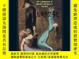 二手書博民逛書店【罕見】2006年出版 The Great Plague : The Story of London s Most