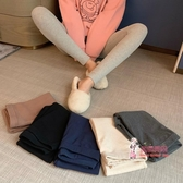 內搭褲 秋冬新款外穿內搭純色彈力緊身顯瘦保暖加厚小腳褲打底褲女裝 6色