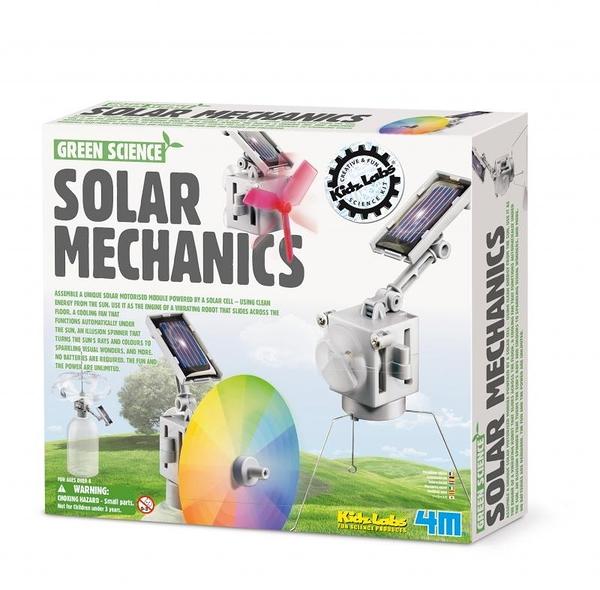 【4M】科學探索系列 - 太陽能機械組 Solar Mechanics 00-03401