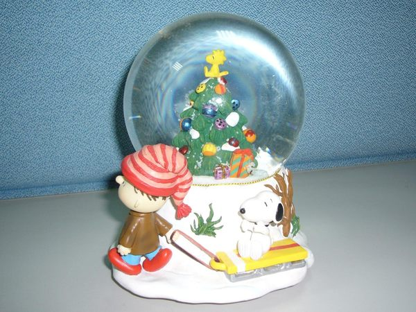 史努比聖誕音樂盒O Christmas Tree