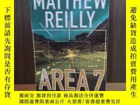 二手書博民逛書店Area罕見7Y12800 Matthew Reilly London, United Kingdom: Pa