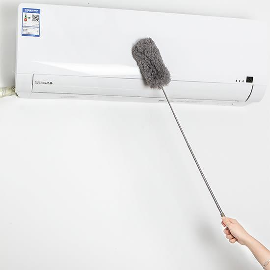 ✭慢思行✭【N285】可伸縮除塵去塵撢 車用細纖維 撢子 清潔 窗溝 大掃除 洗車拖 不掉毛屑 拖把