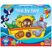 【英國 Orchard Toys】OT-053 兒童桌遊-認知遊戲 諾亞方舟