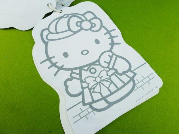 【震撼精品百貨】Hello Kitty 凱蒂貓~迷你著色本~紅花【共1款】