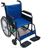 輪椅B款-22吋中輪-鋁合金輪椅FZK-101 / 適捐贈/ 短期用/