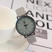 珂紫創意概念女學生運動手錶韓版簡約防水ins風學院風皮帶石英錶 【優樂美】