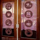 ☆阿布屋壁貼☆咖啡時光 C - L尺寸  壁貼