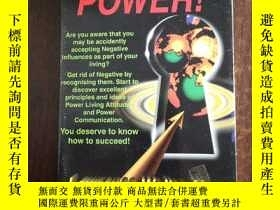 二手書博民逛書店communicate罕見and live with power