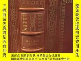 二手書博民逛書店【包罕見】The Caine Mutiny,《凱恩艦譁變記》,H