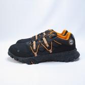 Timberland JET BLACK GARRISON 休閒鞋 A41RP 男款 黑橘【iSport愛運動】