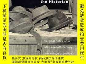 二手書博民逛書店The罕見Judge And The HistorianY364682 Carlo Ginzburg Vers