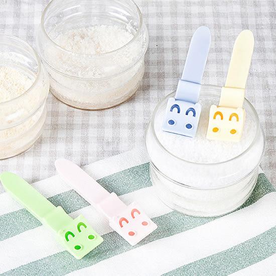 ♚MY COLOR♚可愛小河馬計量勺(兩入) 料理 烘焙 刻度 測量 蛋糕 餅乾 鹽巴 糖 咖啡 DIY【Q104-1】