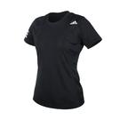 ADIDAS 女短袖T恤(亞規 吸濕排汗 慢跑 路跑 運動 上衣 愛迪達≡體院≡ GL5530