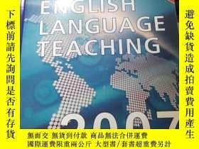 二手書博民逛書店GUIDE罕見TO ENGLISH LANGUAGE YEACH