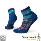 【SmartWool 美國 女 Phd 戶外輕量印花短筒襪《深海軍》】SW001226/保暖/戶外/運動襪