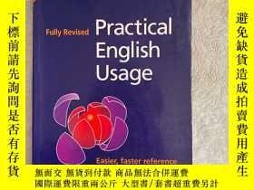 二手書博民逛書店Practical罕見English Usage Third Edition Paperback 實用英語用法 第