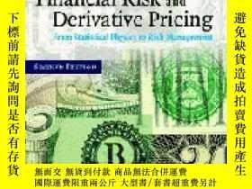 二手書博民逛書店Theory罕見Of Financial Risk And Derivative PricingY256260