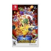 (日 /英 介面) 任天堂 Switch NS 寶可拳 DX