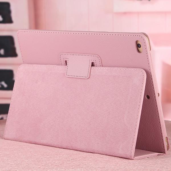 新款ipad保護套9.7蘋果平板電腦MRJN2CH/A1853 A1893 A1954殼女款 店慶降價