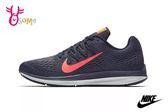 NIKE ZOOM WINFLO 5 慢跑鞋 男款 透氣運動鞋 O7215#藍黃◆OSOME奧森鞋業