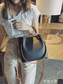 手提包 包包新款手提單肩水桶包潮韓版仙女百搭chic斜背包大容量 七夕禮物