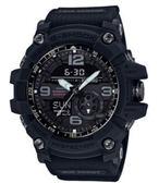 CASIO 卡西歐 G-SHOCK 35周年紀念款BIG BANG BLACK系列極限快感宇宙黑時尚腕錶 GG-1035A-1A