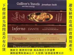 二手書博民逛書店10冊合售:Sherlock罕見Holmes,Divine Comedy(Dante),Vanity Fair,A