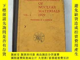 二手書博民逛書店thermodynamics罕見of nuclear mater